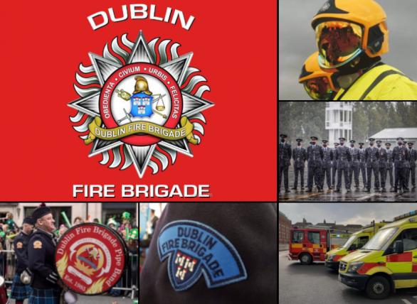 The Dublin Fire Brigade Collection